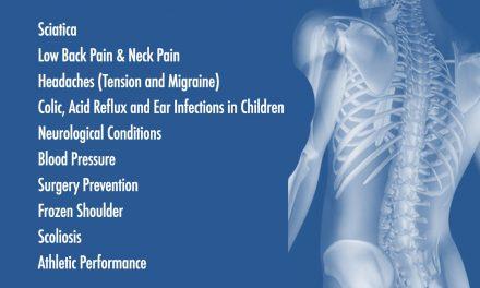 Top 10 Benefits of Chiropractic Adjustments